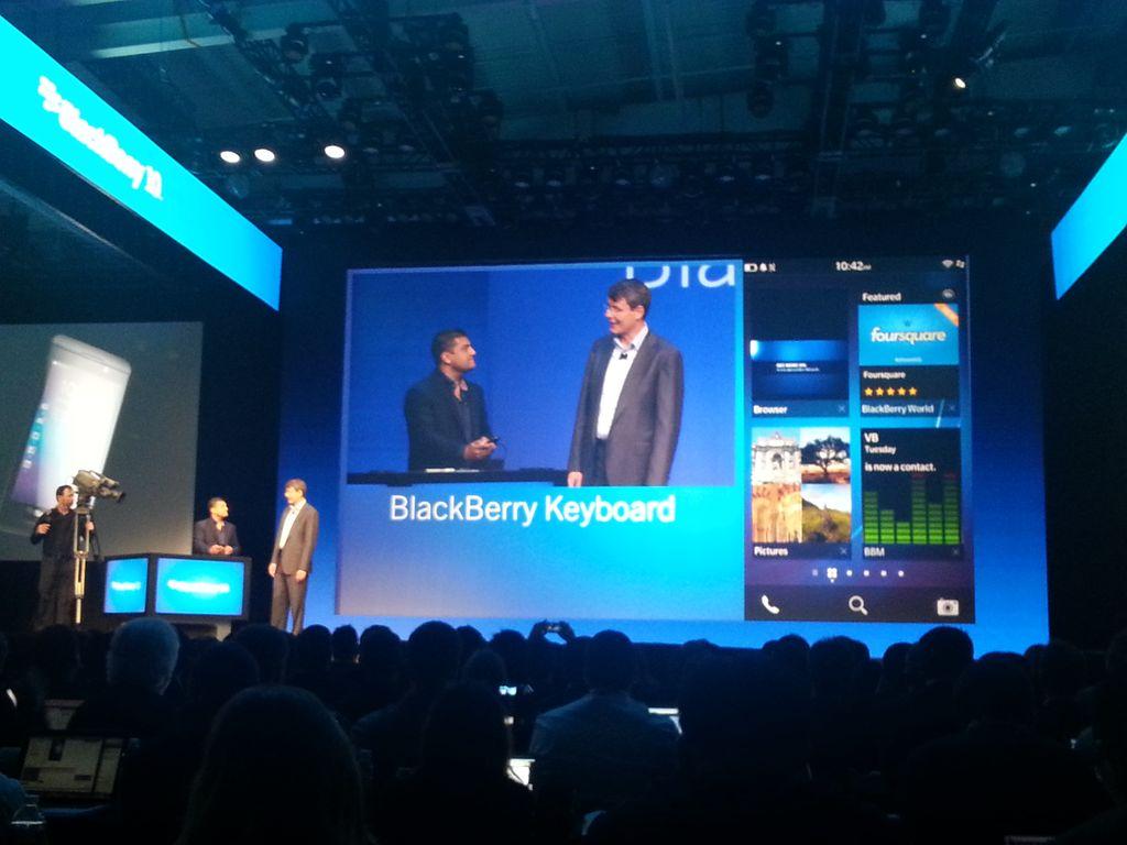 Presentación BlackBerry10_23
