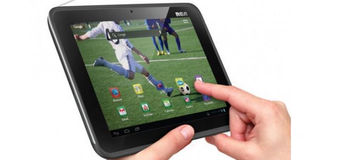 RCA tv tablet ces 2013
