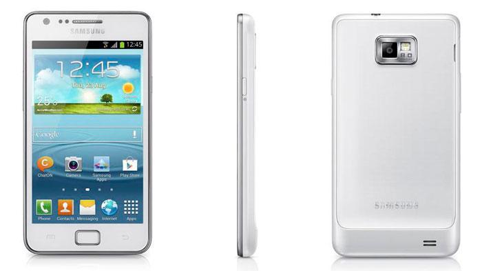 Samsung Galaxy S II Plus Presentado en el CES 2013