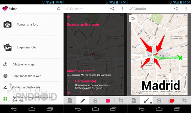 Skitch-Android