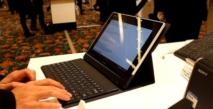 Sony Xperia Tablet ZX