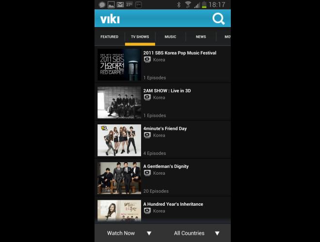 TV Shows Viki
