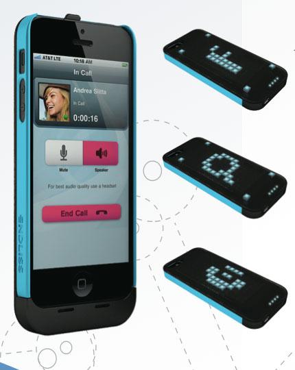 Case con Batería para iPhone 5 Endliss Smart