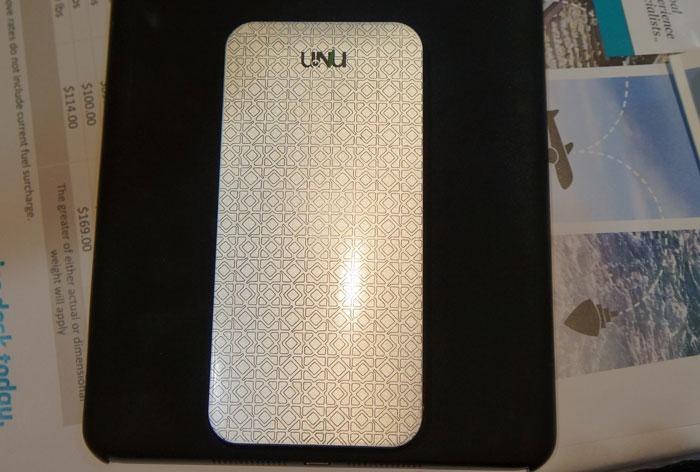 Case con Batería para iPhone 5 uNu Endliss Hybrid