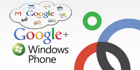 Windows Phone y Google