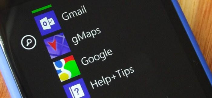 Windows Phone_google