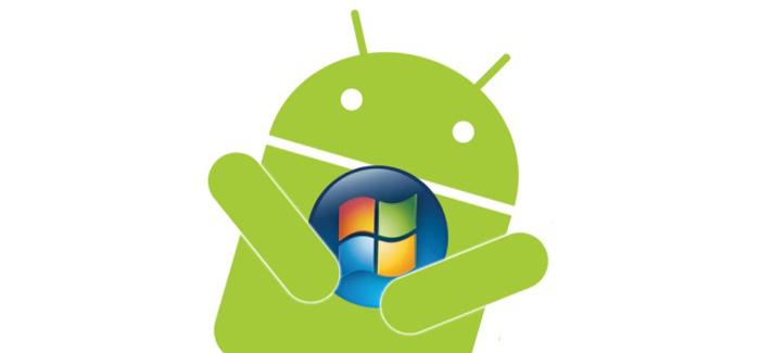 WindowsAndroid-