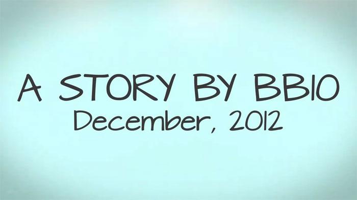Screenshot Video BB10 Story Maker