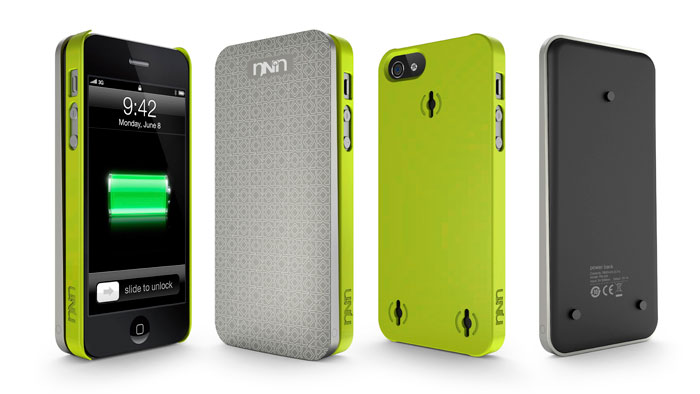 Cases con Batería para iPhone 5