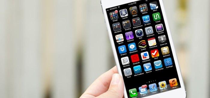 iPhone 5 pulgadas-random pixels