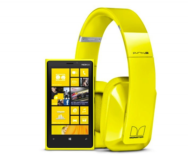 nokia-purity-pro-stereo-headset-by-monster-yellow-with-nokia-lumia-920