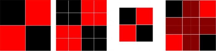 pixel_grid_chart