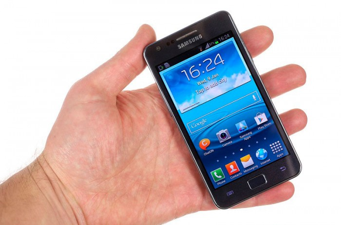 Samsung Galaxy S2 Plus 2013