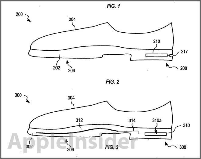 smart shoes apple