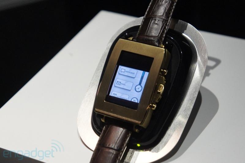 toshiba smartswatch 3