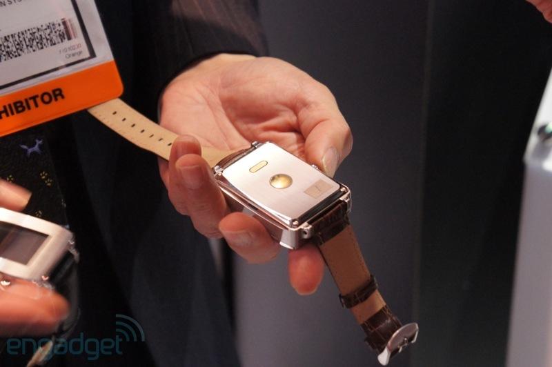 toshiba smartswatch 4