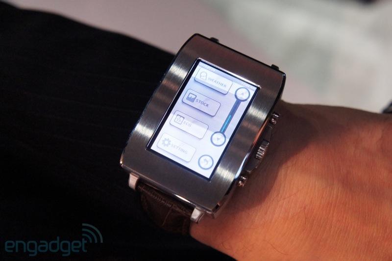 toshiba smartswatch 6