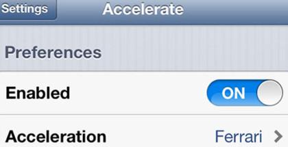 Accelerate-iPhone-Rendimiento