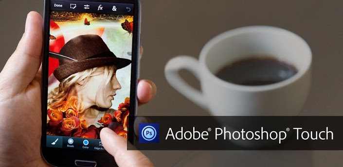 Adobe Photoshop Touch Smartphones