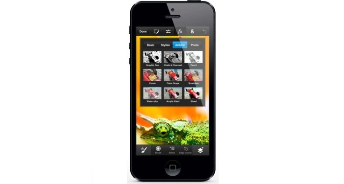 Adobe Photoshop Touch Smartphones_iPhone