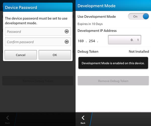 Aplicaciones Android a BlackBerry 10 Mac_2