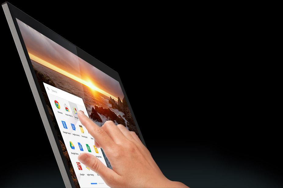 Chromebook pixel pantalla tactil