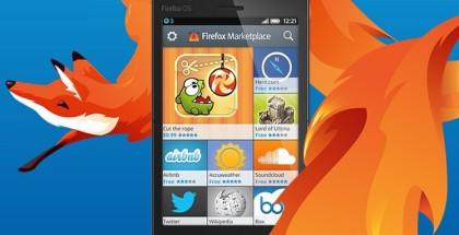Firefox OS - Firefox Marketplace