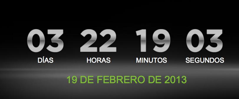HTC one:M7 19 febrero
