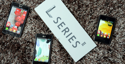 LG Optimus L Series II-L7-L5-L3