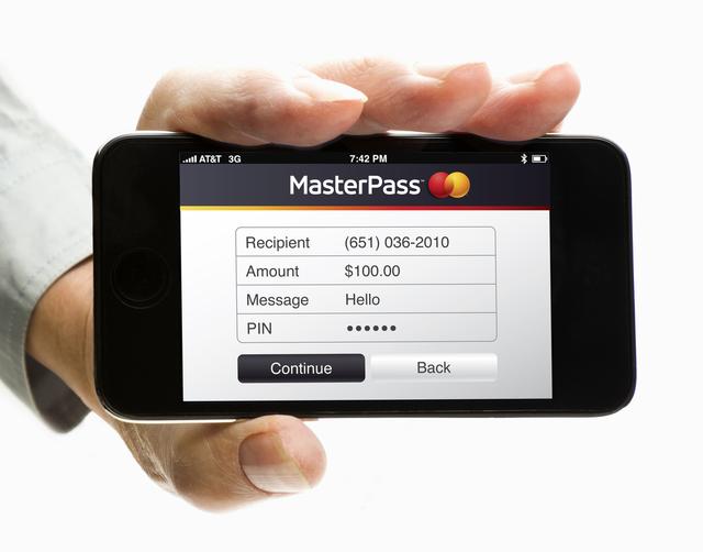 MAsterPass en telefono movil
