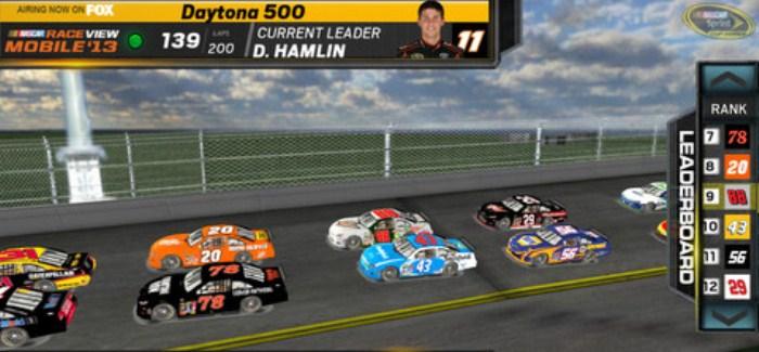 NASCAR Mobile RaceView 13