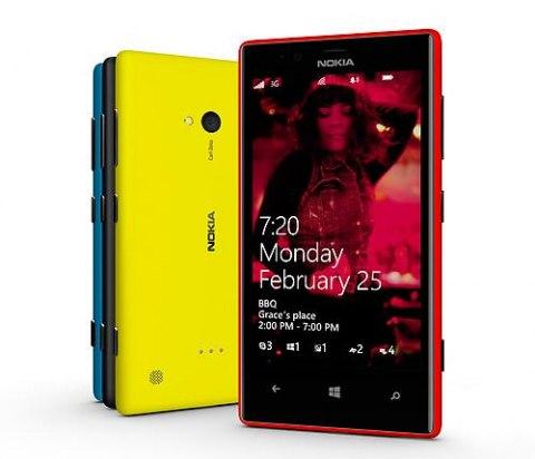 Nokia Lumia 520 3