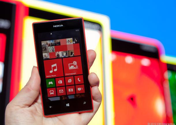 Nokia Lumia 520 5