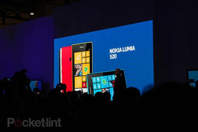 Nokia Lumia 520 9