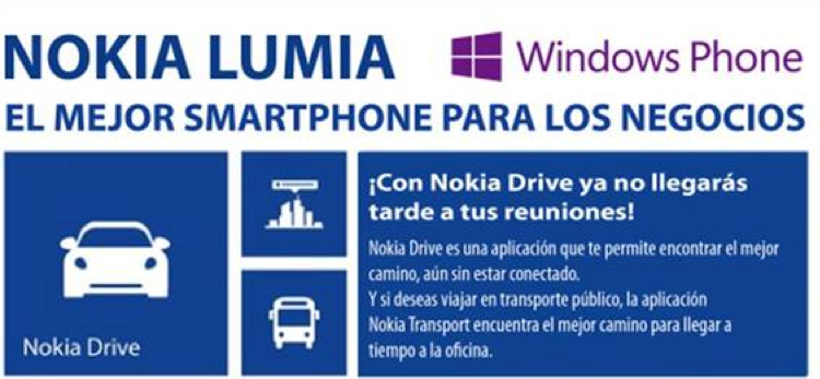 Nokia Lumia WP 7.8
