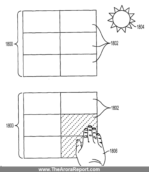 Patente Apple de carga solar_1