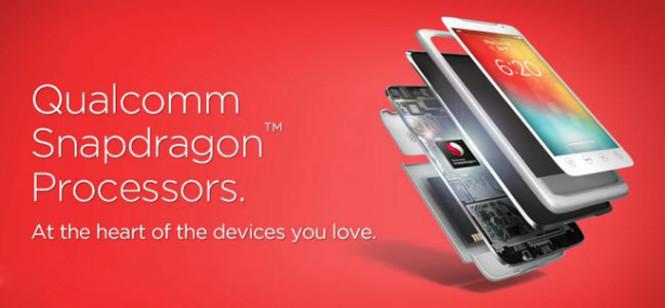 Procesadores Snapdragon de Qualcomm