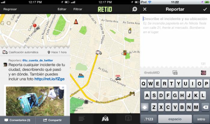 RETiO Screenshots