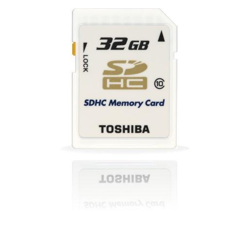 Toshiba SDhc32GB