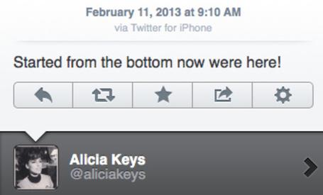 aliciakeys hackeada