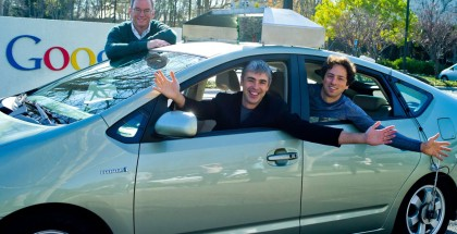 automoviles autonomos google