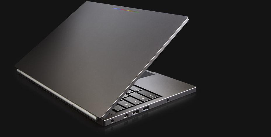 chromebook pixel lightbar