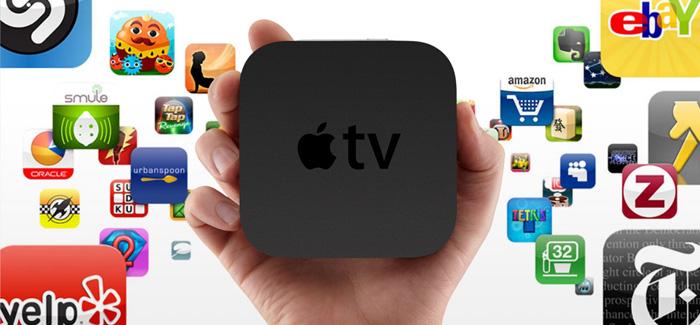 Nuevo Apple TV llegaría con un control remoto rediseñado.