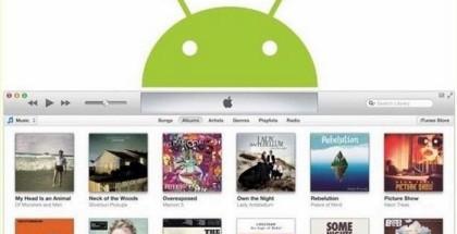 controla iTunes con android