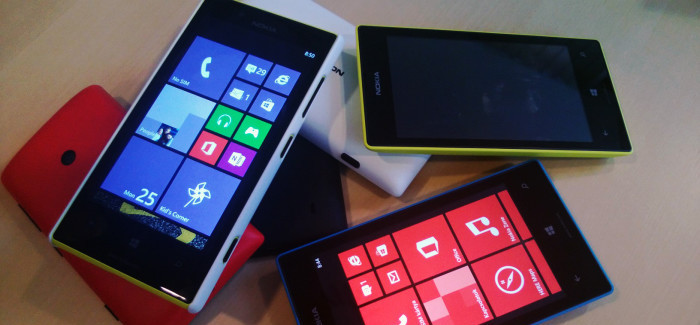 galaxy mini siii vs lumia 520 7