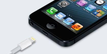 iPhone 5-Lightning