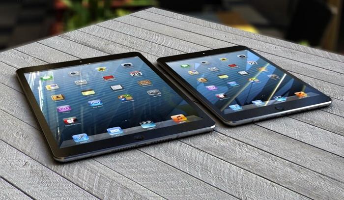 ipad 5 nuevo diseño
