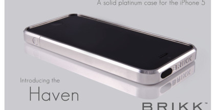 iphone 5 bumper brikk Haven