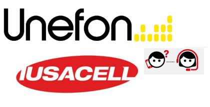 iusacell unefon soporte tecnico principal