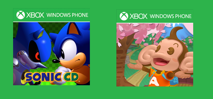 sonic monkey ball 2 lumia